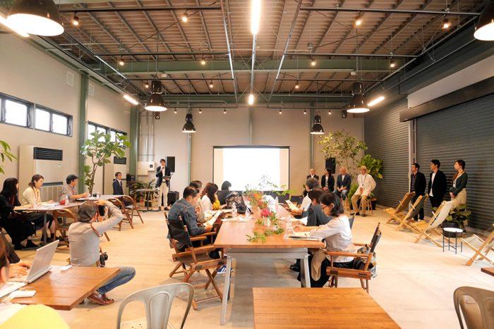 SHARE GREEN MINAMIAOYAMA レセプションパーティ