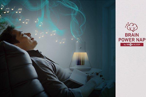 ブレインスリープとリアルゲイトが協業<br>「スタンフォード式最高の睡眠」の著者<br>西野教授監修の国内初、睡眠特化型IoTデバイスを活用した仮眠室「Brain Power Nap」を展開