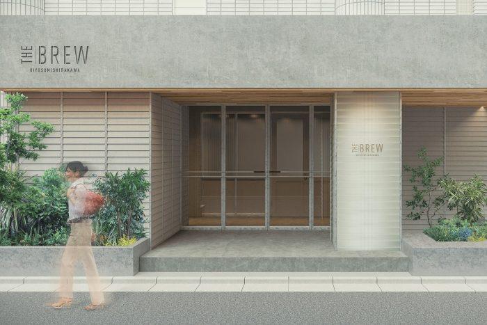 リアルゲイト、清澄白河エリア初進出<br>人気クリエイティブオフィスの展開を加速 <br>「THE BREW KIYOSUMISHIRAKAWA」が8月誕生