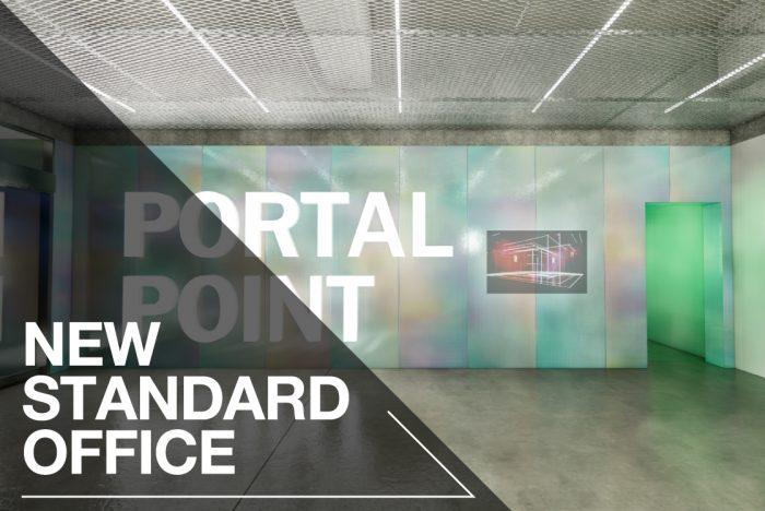 コロナ共存時代の新しいオフィスのカタチ「NEW STANDARD OFFICE」<br>第1弾「PORTAL POINT HARAJUKU」を原宿千駄ヶ谷に9月オープン