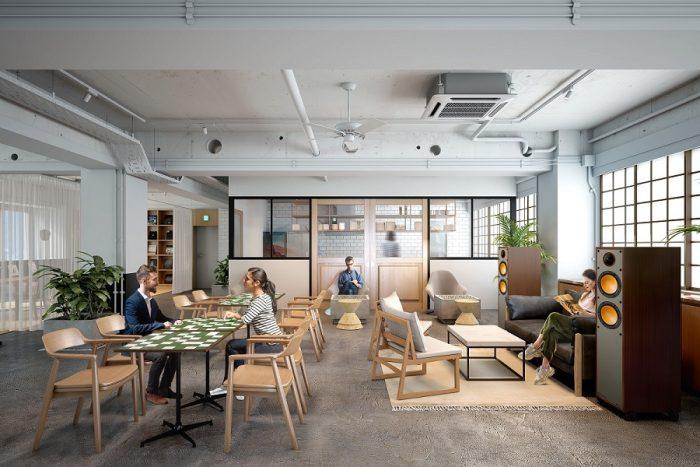 渋谷の中心に新たなカルチャーを生み出すクリエイティブオフィス 「PORTAL POINT SHIBUYA」が9月オープン