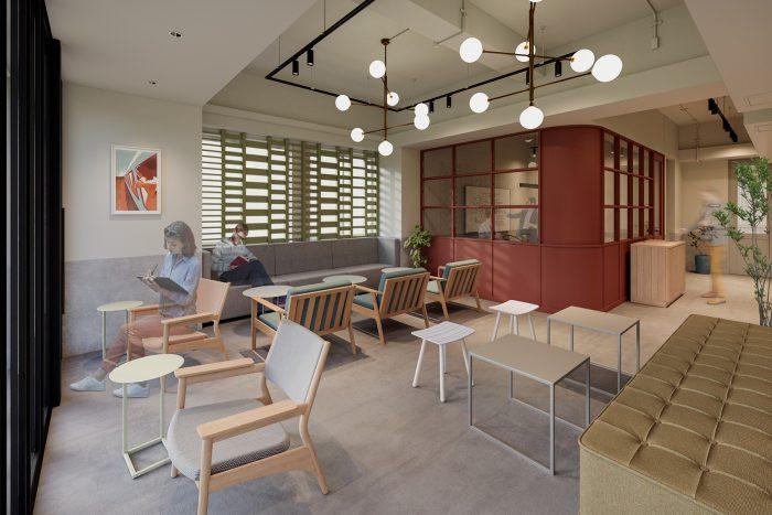 ホテルをコンバージョンしたクリエイティブオフィス 「GLEAMS AKIHABARA」「GLEAMS NIHONBASHI」<br>2021年3月にグランドオープン