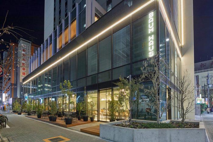 2021年3月4日 名古屋・栄にフードホールを併設したシェアオフィス 「BAUM HAUS(バウムハウス)WORK & EAT」がオープン
