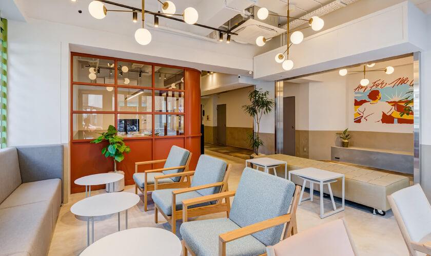 GLEAMS AKIHABARA Lounge