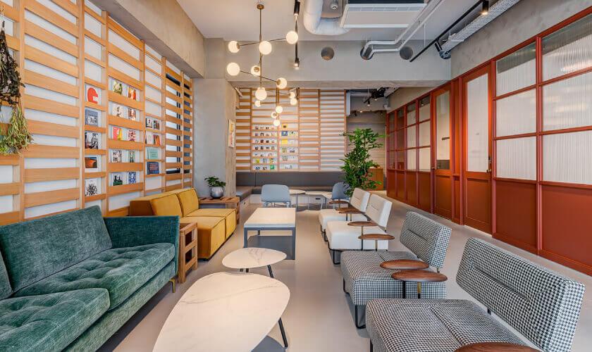 GLEAMS NIHONBASHI Lounge
