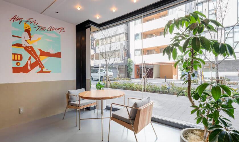 GLEAMS NIHONBASHI  Lounge&Art