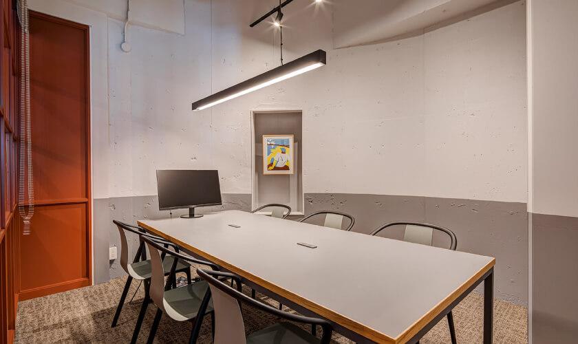 GLEAMS NIHONBASHI  Meetingroom