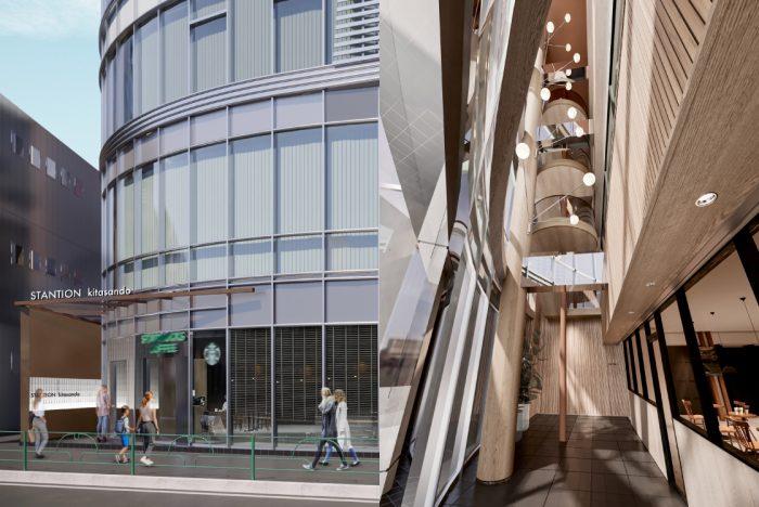 西松建設とリアルゲイト初の協働プロジェクト<br>北参道駅直結ビルをフレキシブルなクリエイティブオフィスにリノベーション