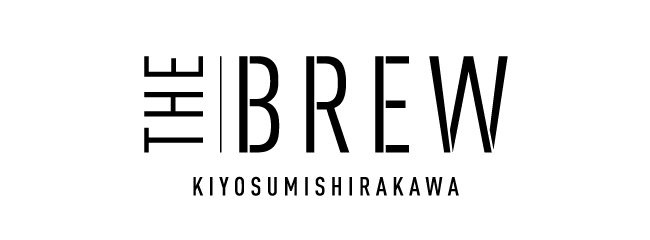 THE BREW KIYOSUMISHIRAKAWA